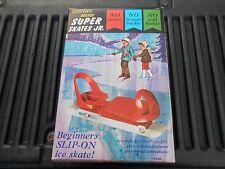 Vintage Deluxe Steven's Super Ice Skates jr. #1420 NIB...