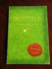 J.K. Rowling - QUIDDITCH THROUGH THE AGES - softcover - 1st