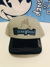 Disneyland 65th Anniversary Baseball Hat Cap. Adult Size