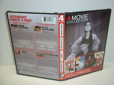 4 Hollywood Hits Dvd Saving Silverman Hexed Little Black Book Life Without Dick