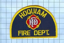 Fire Patch - HOQUIAM