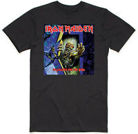 IRON MAIDEN No Prayer For The Dying Album Cover Box T-SHIRT OFFICIAL MERCHANDISE