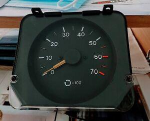 Holden HJ HX HZ WB GTS Sandman Statesman Wagon Monaro Yellow Needle Tachometer