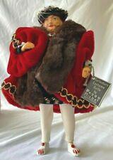 Peggy Nisbet Henry VIII Vintage Doll, H218 in original packaging - (EPP)