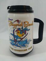 Disney Blizzard Beach Refillable Souvenir Plastic Mug w/ Lid