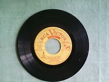 VTG Ding Dong School RCA Records Bed at Night MISS FRANCES 50s 60s 45 record