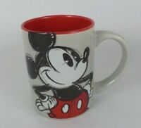 Disney Mickey Mouse Sketch Drawing Coffee Mug Cup New