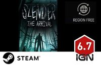 Slender: The Arrival [PC] Steam Download Key - FAST DELIVERY