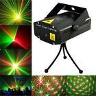 Mini R&G Laser Light Lighting Lamp Projector DJ Disco Stage Show Club Bar #A MTC
