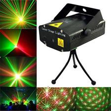 Mini R&G Laser Light Lighting Lamp Projector DJ Disco Stage Show Club Bar #A U^