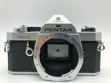 【AS IS】Pentax MX Sliver 35mm SLR Film Camera Body from Japan