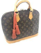 Authentic Louis Vuitton Alma PM Hand Bag - Monogram Brown. US Seller