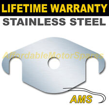 Vauxhall Opel Astra Signum Vectra Zafira ajustement facile EGR Blank Plate 1.5 Mm S/S HS