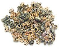50g Tibet Antik Kunststoffperlen Gemisht Schmuck Acryl Zwischenperlen BEST D120