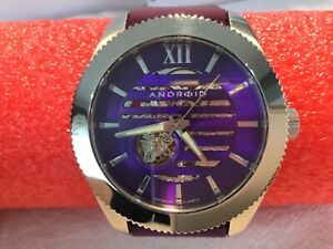 Android Mens Watch AD662 Venona Automatic 45mm