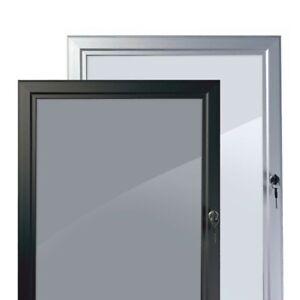 A1A2A3A4 Outdoor Lockable Menu Holder Notice Board Display Case Box Poster