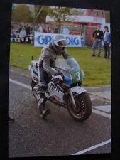 Photo Docshop Rotax 250cc #3 Gerard van der Wal (NED) ONK wegrace Heerlen 1987 2