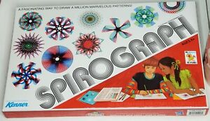 Hasbro Kenner Deluxe Retro Spirograph Art Set NEW NIB