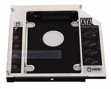 2nd Hard Drive HDD SSD Tray Caddy for Asus N56 N56V N56JR N56VJ N56VM N56VZ N56D