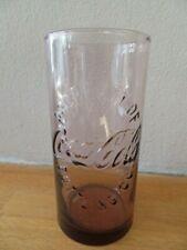 "Cola Glas ""Property of Coca Cola Bottling Co., Lila"