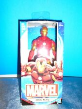 "IRON MAN 6"" MARVEL ACTION FIGURE HASBRO NEW IN BOX"
