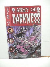 Army Of Darkness Tales Comic Book #1 Dynamite Full Color