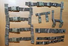 British Army Issue Osprey Mk.IV MTP Body Armour Ancillary Strap Set Complete
