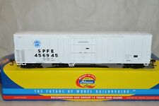 HO scale Athearn RTR Southern Pacific RR 57' mechanical reefer car train