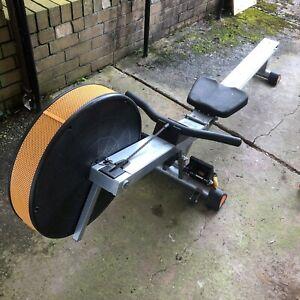 V-Fit Tornado Air Rowing Machine