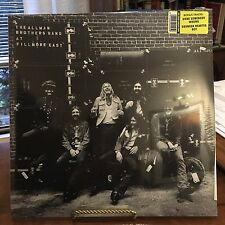 At Fillmore East [LP] by Allman Brothers Band (The) (Vinyl, Apr-2008, 2 Discs,