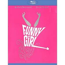 Funny Girl (Blu-ray Disc, 2013) Like New