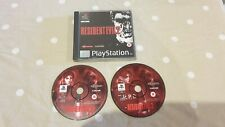 RESIDENT EVIL 2 PLAYSTATION 1 GAME DOUBLE DISC FULLY TESTED TO COMPLETION