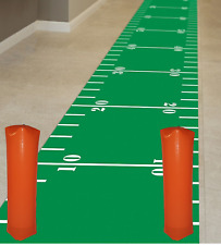 """4-Pack 18"""" Inflatable Nfl, Ncaa size Football Pylons, Game Day Party Supplies"""