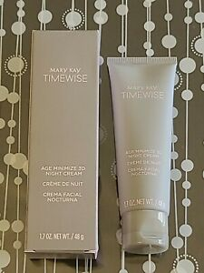 Mary Kay Timewise Age Minimize 3D Night Cream ~ Normal to Dry Skin ~ FRESH