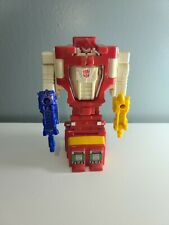 G1 Transformers Vintage Loose Quickmix Complete Targetmaster