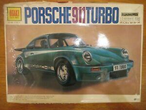 Otaki Porsche 911 Turbo. Boxed and Rare (KIT NO.OT3-61). Original