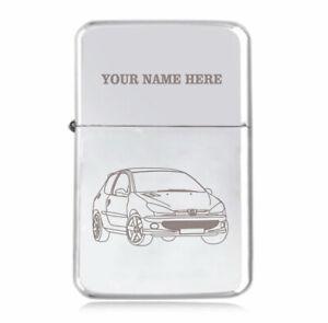 Personalised Lighter Peugeot  206