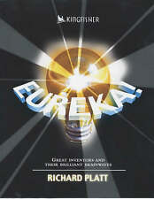 Eureka! por Richard Platt (tapa Dura, 2003) - 9780753408193-F032