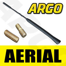 OPEL ASTRA H BLACK RUBBER GENUINE REPLACEMENT AM/FM AERIAL ANTENNA ROOF MAST