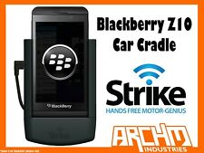 STRIKE ALPHA BLACKBERRY Z10 CAR CRADLE - BUILT-IN FAST CHARGER SECURE HOLD