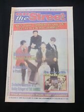 On The Street Magazine SYD - June 7th 1994 - Buzzcocks Cover!!!!!!