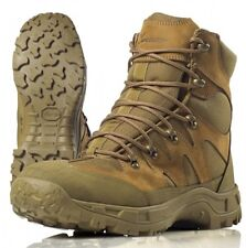 US MILITARY WELLCO MEN'S MOJAVE HOT WEATHER COMBAT HIKER BOOTS M760 7.5 XW