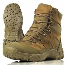US ARMY M760 WELLCO COYOTE MOJAVE HOT WEATHER COMBAT HIKER BOOTS  10 R NEW