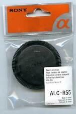 SONY bouchon arrière objectif ALC-R55 pour Minolta AF et Sony monture A