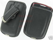 Leather Case Pouch RIM Blackberry Curve 8330 8350i 8900