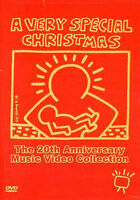 Very Special Christmas: 20th Anniversary Music Video Collection (DVD, 2007)