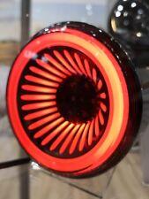 LED Cinta Luminosa Luz Trasera Negro Yamaha Xsr 700 900 Ahumado Luz Trasera