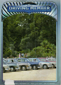 The Driving Member Journal Of Daimler & Lanchester Owners Club September 2010