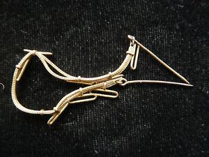 P6S) Belle chainette pour 9 médailles en Réduction french MEDAL