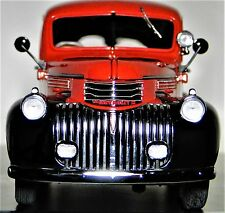 Truck Chevy 1 Pickup 1940 24 Chevrolet Built 18 Vintage Antique Nomad Car Model